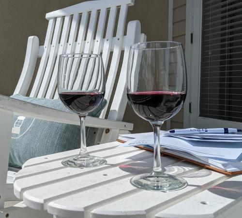 wine balcony